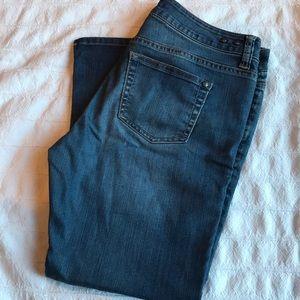 CAbi Capri Jeans